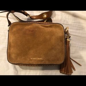 "Micheal Kors ""Brooklyn"" large camera Bag"